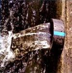 Filtrat und Klarwasser
